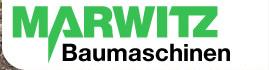 Baumaschinene von Marwitz