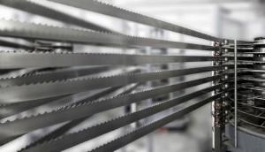 Bandsägeblätter für die Stahlbearbeitung