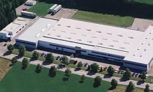 Firmengelände der Cool Compact Kühlgeräte GmbH