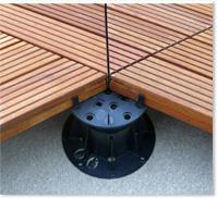 Terrassen aus hochwertigen Werkstoffen