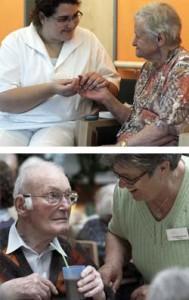 Teufel-Seniorenzentrum für pflegebedürftige Menschen