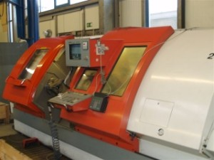 Vermittlung und Finanzierung von Werkzeugmaschinen