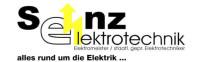 Logo Senz Elektrotechnik Guldental