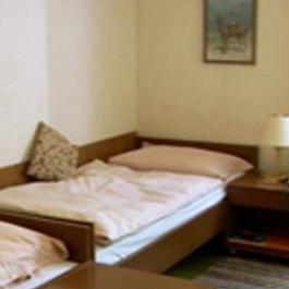 Zimmer der Unterkunft