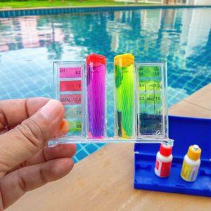 Wasserqualität testen