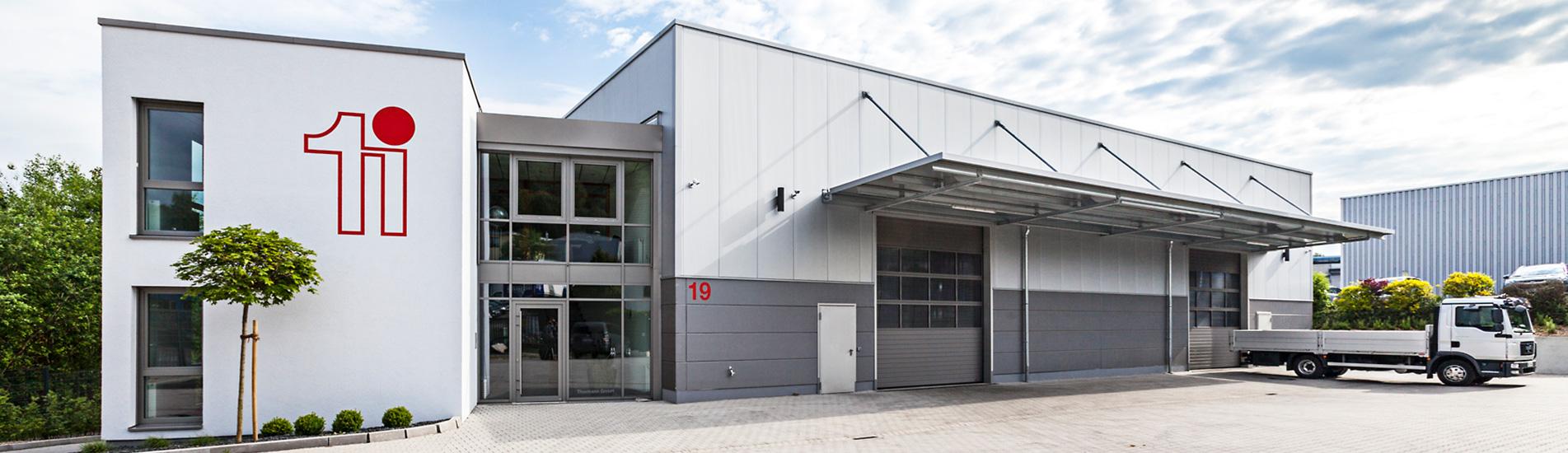 Firmensitz von Thormann